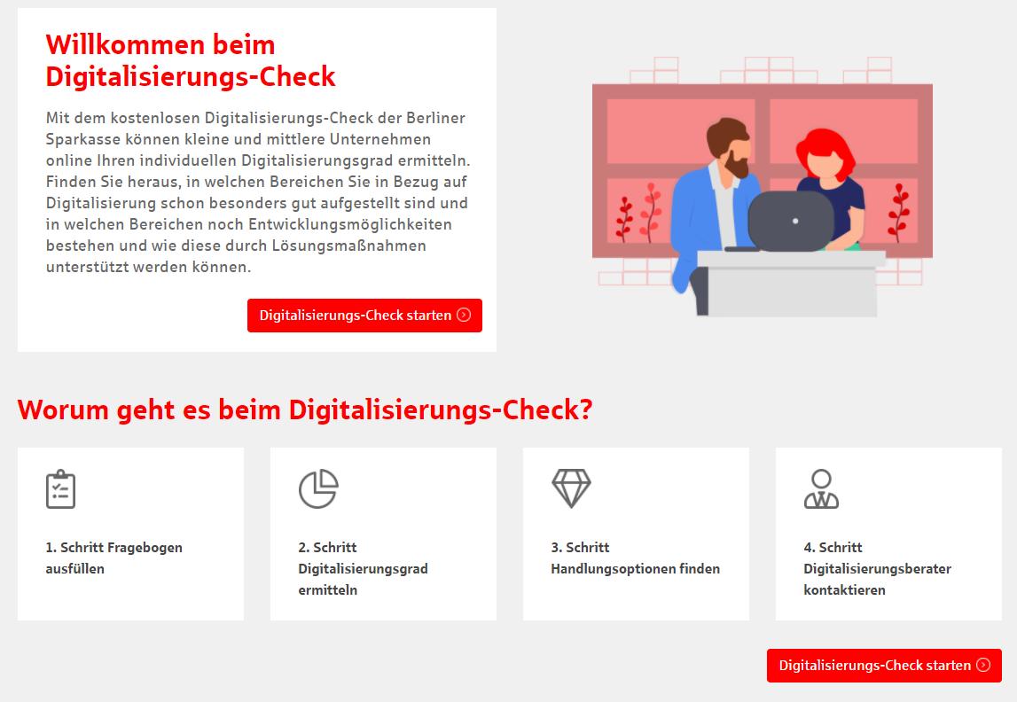 Digitalisierungs-Check