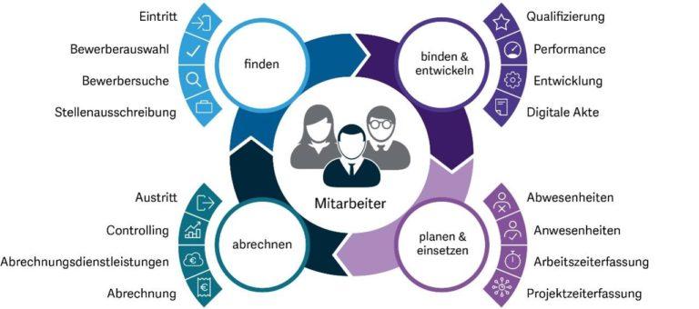 Mitarbeiterzyklus