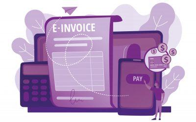 E-Invoice Grafik