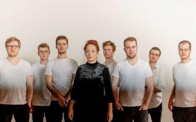 Nordsnø Ensemble Gruppenfoto